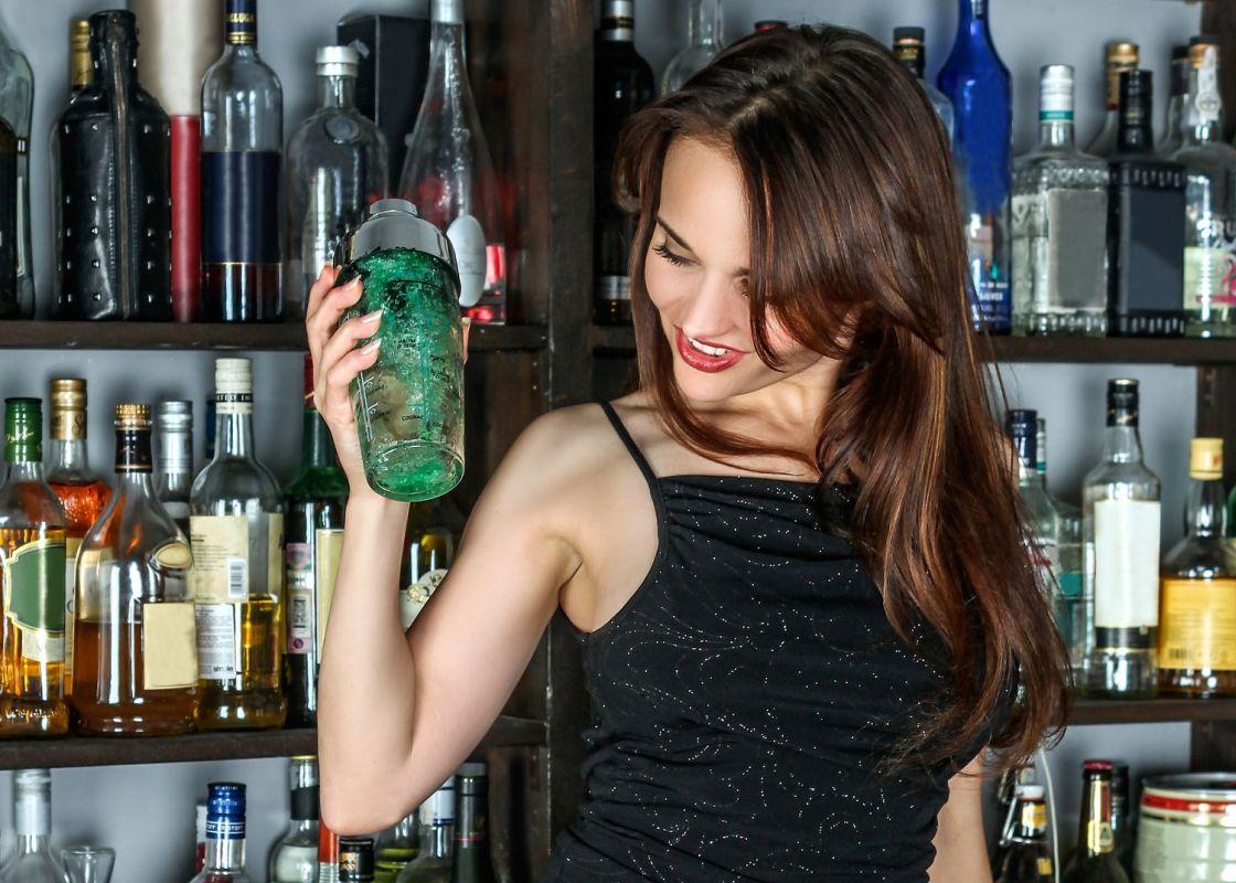 Dymanko w klubie